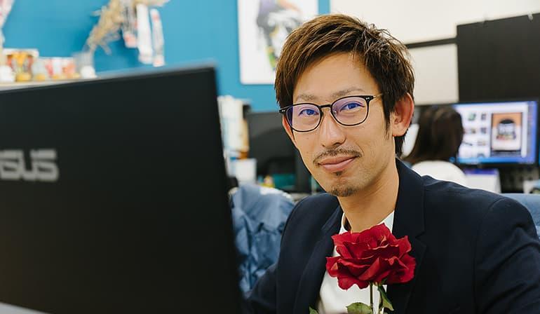 スタッフ紹介:田中 寿一